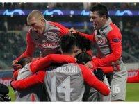 Ali Palabıyık, Lokomotiv Moskova - Salzburg maçında düdük çaldı