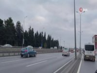 Kısaltılmış mesai ilk etkisini İstanbul trafiğinde gösterdi