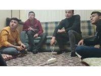 Güneş sistemini tartıştıkları videoları binlerce izlenen Konyalı gençler konuştu