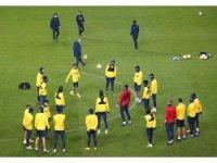 Villarreal, Sivasspor maçı hazırlıklarını tamamladı