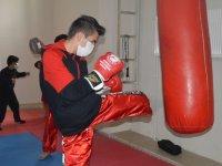 Ağrılı Kick Boksçular Milli Sporcu Olmak İçin Ter Döküyor