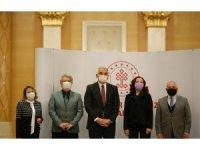 Kültür ve Turizm Bakanlığından sanatçılara destek