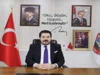 Başkan Sayan'dan bir televizyon kanalına 'Sahte gelinler' tepkisi