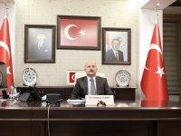 """Ağrı Valisi Varol: """"Son terörist ortadan kalkana kadar mücadelemize devam edeceğiz"""""""