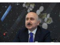 """''İlk haberleşme uydumuz Türksat 6A, 2022'de uzaydaki yerini alacak"""""""