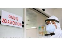 Son 24 saatte korona virüsten 75 kişi hayatını kaybetti