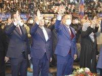 Ak Parti Ağrı 7. Olağan İl Kongresi gerçekleştirildi