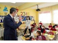 Milli Eğitim Bakanı Ziya Selçuk, Edirne'de öğretmenlerle buluştu