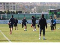 Denizlispor, Beşiktaş maçının hazırlıklarını İstanbul'da tamamladı