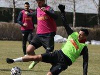 Kayserispor, Çaykur Rizespor maçının hazırlıklarına başladı