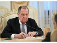 """Lavrov: """"ABD, Suriye'deki hava saldırısından 4-5 dakika önce bizi uyardı"""""""
