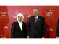 """Cumhurbaşkanı Erdoğan: """"Nisan ayından itibaren Galataport'un faaliyete geçmesini bekliyoruz"""""""