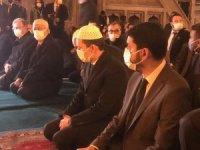 Necmettin Erbakan vefatının 10. yılında Ayasofya Cami-i Kebir'de dualarla anıldı