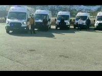 Ağrı'ya 10 adet yeni ambulans geliyor