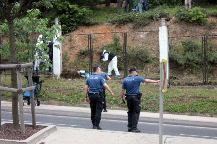 Ümraniye'de şüpheli paketten bomba çıktı