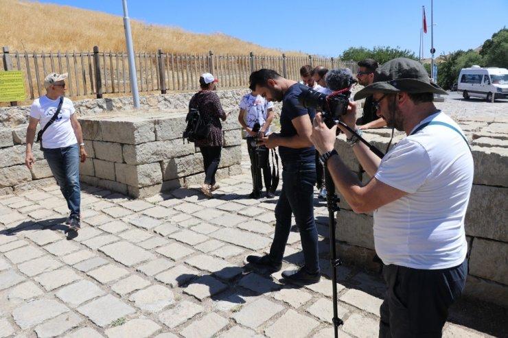 İtalyan film şirketinden Malatya belgeseli