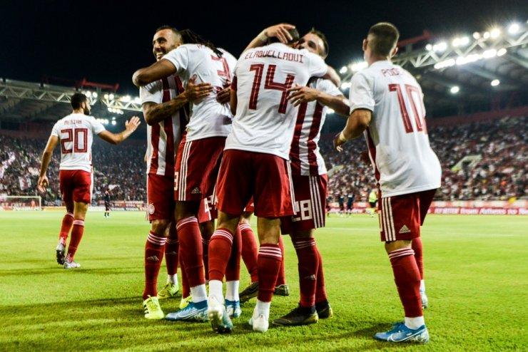 UEFA Şampiyonlar Ligi: Olympiakos: 2 - Başakşehir: 0 (Maç sonucu)