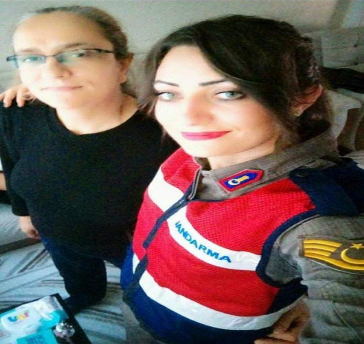 Esra Çevik son kez annesinin evine getirildi