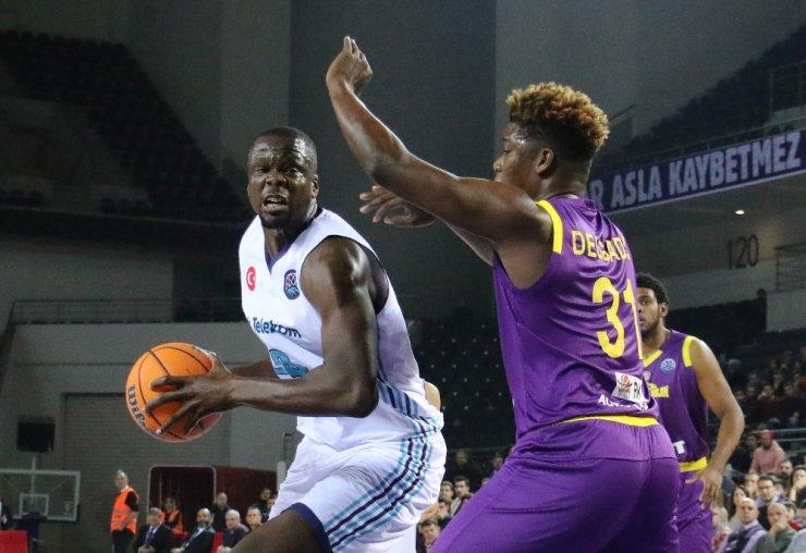 FIBA Şampiyonlar Ligi: Türk Telekom: 85 - Unet Holon: 71