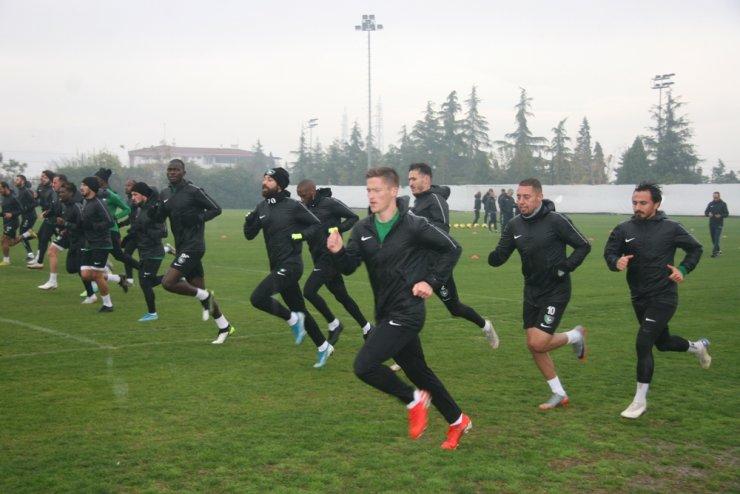 Denizlispor, Trabzonspor maçı hazırlıklarına devam etti