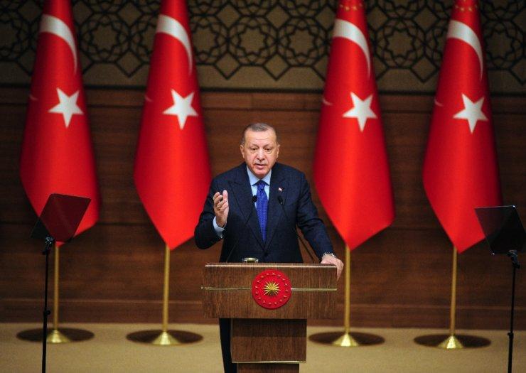 """""""En yakın zamanda Kanal İstanbul'a başlayacağız"""""""
