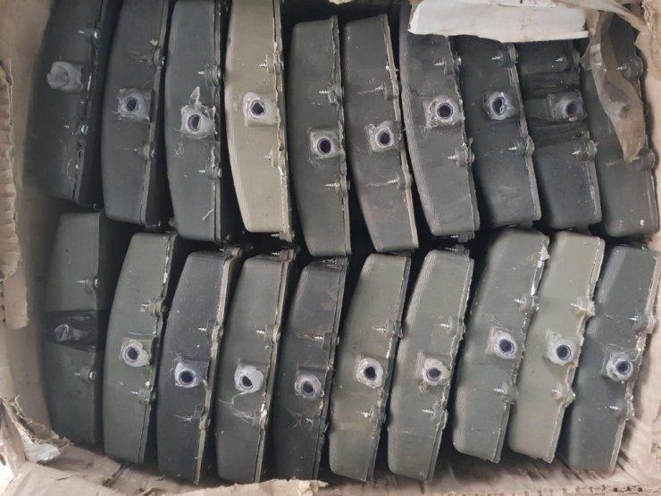 Barış Pınarı Harekat bölgesinde 75 adet Claymore tipi mayın imha edildi