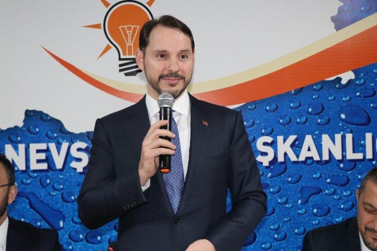 """""""Nevşehir'i yatırım anlamında güçlendireceğiz"""""""
