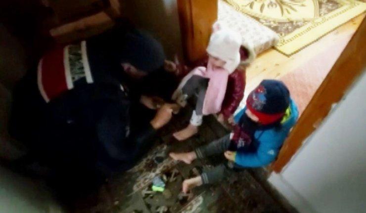 Rus kadının kaçırılan çocukları Denizli'de bulundu