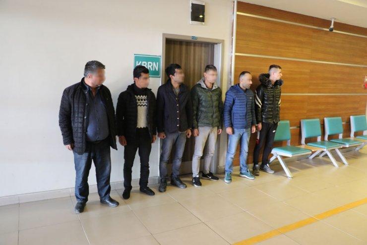 FETÖ'cüleri Yunanistan'a kaçırmaya çalışan şebeke çökertildi