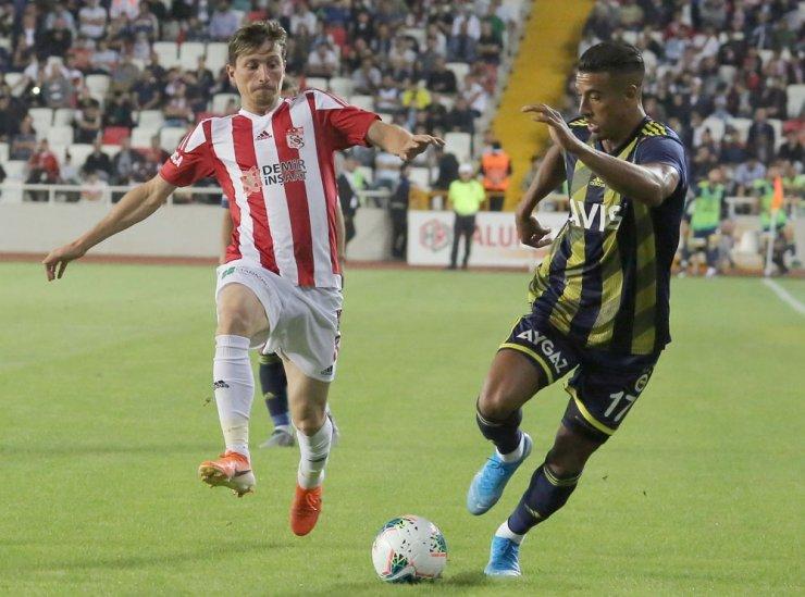 Sivasspor ile Fenerbahçe 27. randevuda