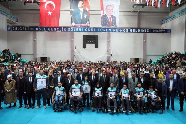 """Bakan Kasapoğlu: """"Bağcılar spor şehri olma noktasında çok ileride"""""""