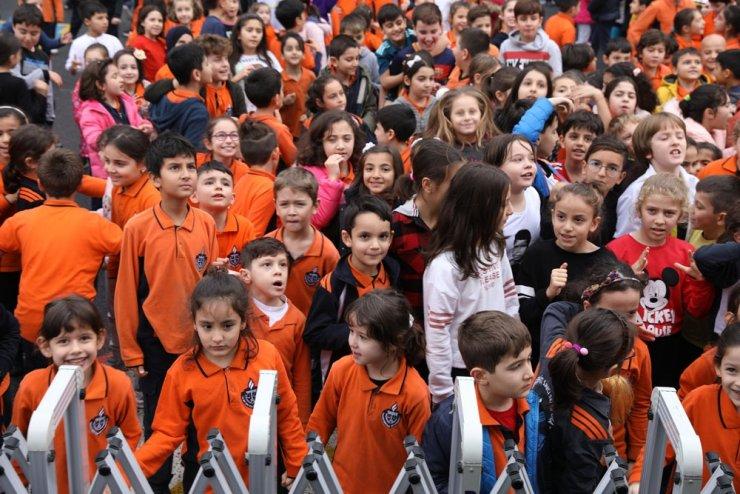 Başakşehir'de 113 bin öğrencisağlıktaramasından geçti