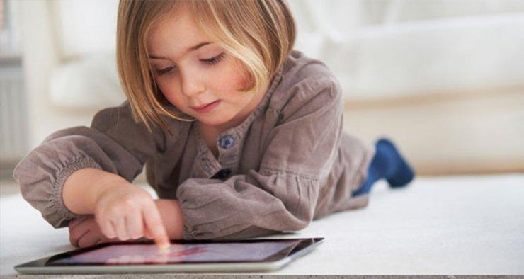 Çocukların internet kullanımına dikkat