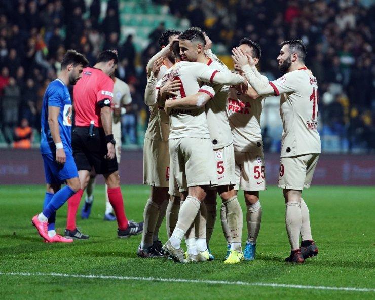 Ziraat Türkiye Kupası: Tuzlaspor: 0 - Galatasaray: 4 (Maç sonucu)