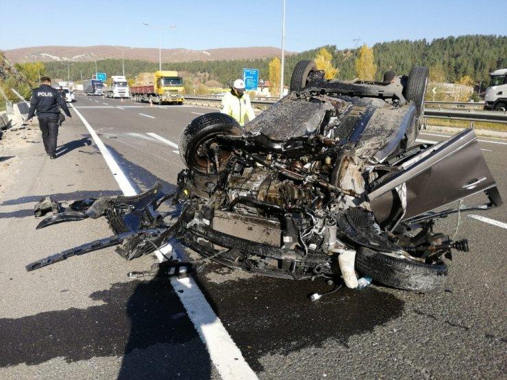 11 ayda, 2 bin 346 kişi kazalarda öldü