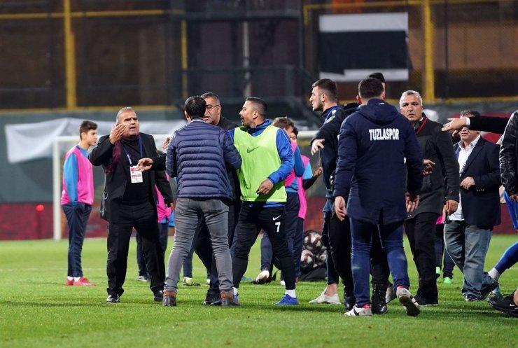 Gökhan Çıra'dan maç sonu olay açıklamalar!