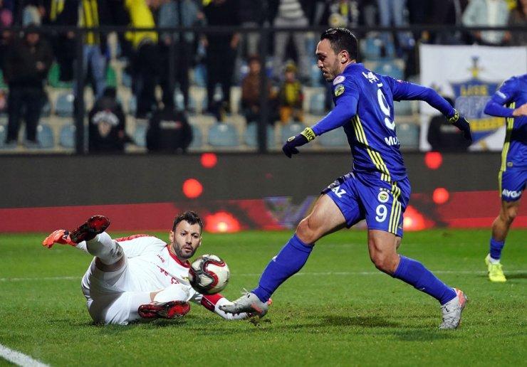 Fenerbahçe kupa yarışında tur atladı