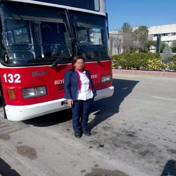 Whatsapp'tan otobüsleri takip edip kaza yaptırmış
