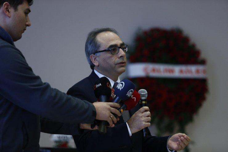 Rus Büyükelçi Andrey Karlov Ankara'da anıldı