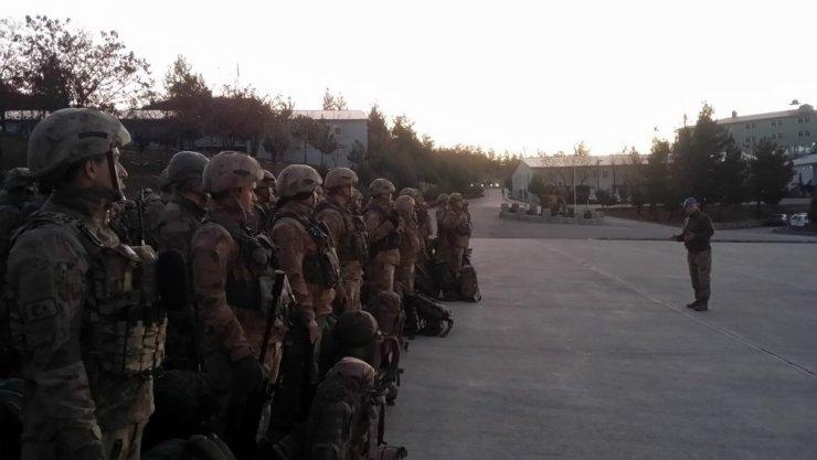 """""""Kıran-9"""", Hakkari'de """"Kıran-10"""" operasyonları başlatıldı"""