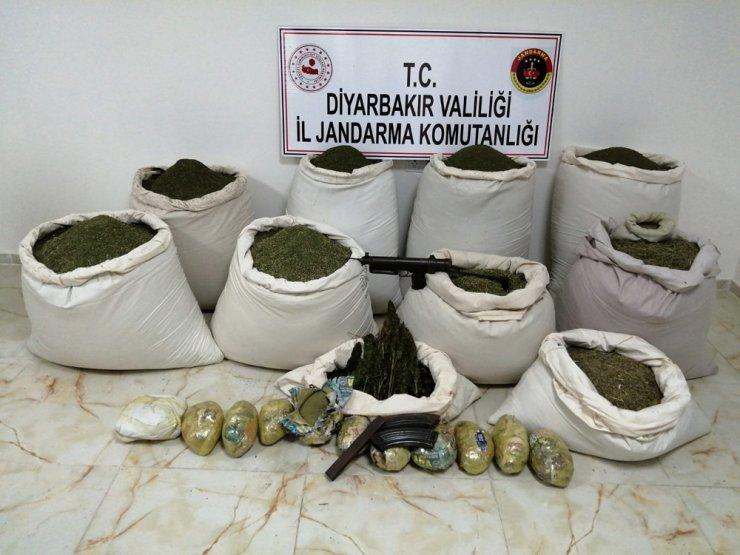 """Diyarbakır Lice Bölgesinde """"Kıran-11 Narko-Terör"""" Operasyonu başlatıldı"""