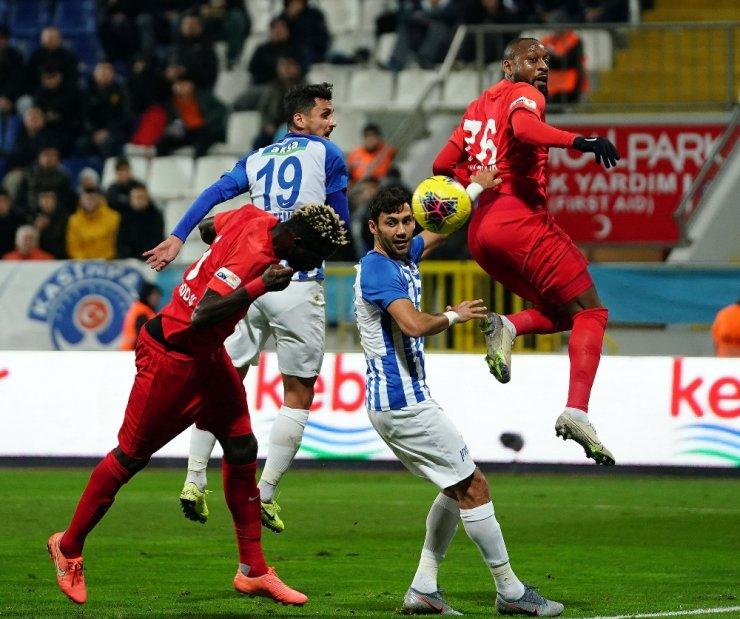 Süper Lig: Kasımpaşa: 3 - Gaziantep FK: 4 (Maç sonucu)
