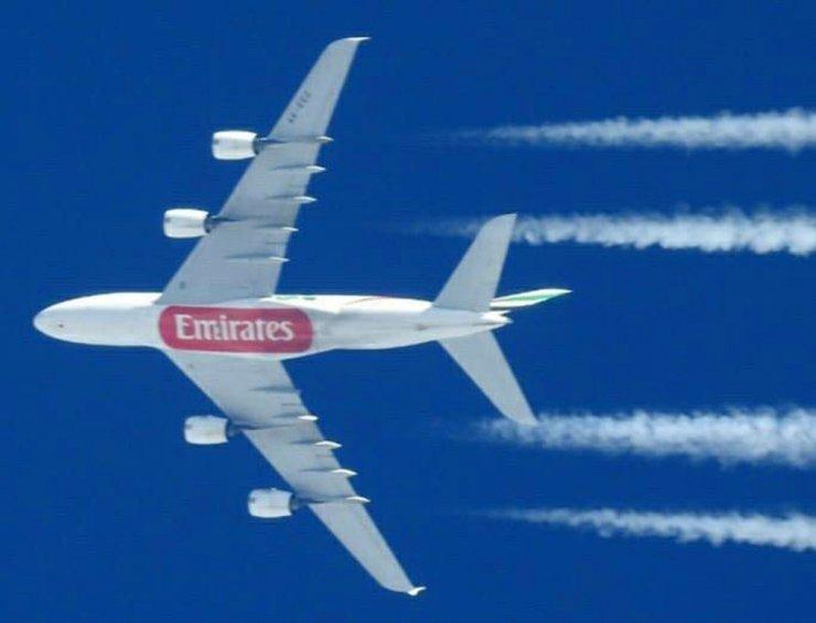Dünyanın uçakları Şırnak semalarında