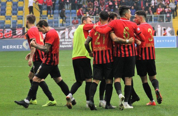 Süper Lig: Gençlerbirliği: 2 - Sivasspor: 2 (Maç sonucu)