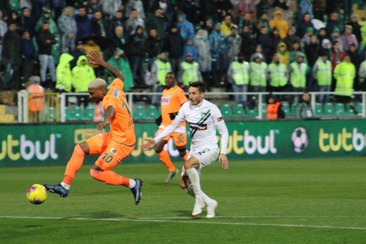 Süper Lig: Denizlispor: 1 - Alanyaspor: 5 (Maç sonucu)