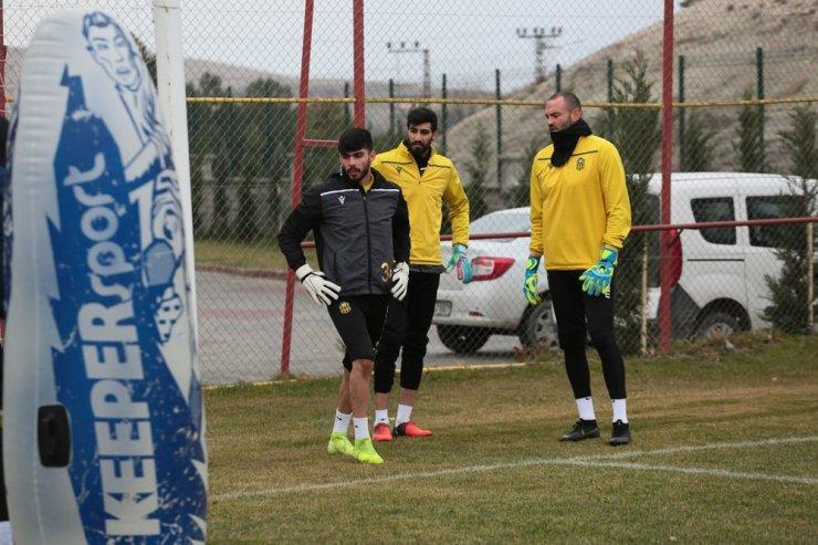 Yeni Malatyaspor'da Gaziantep FK. maçı mesaisi sürüyor