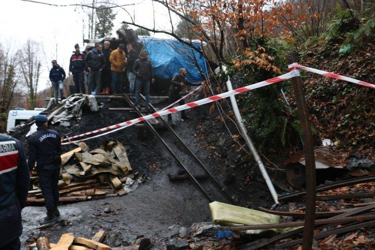 2 kişinin öldüğü maden ocağı mühürlendi