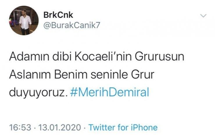 Merih Demiral'ın sakatlığı memleketi Kocaeli'yi hüzne boğdu