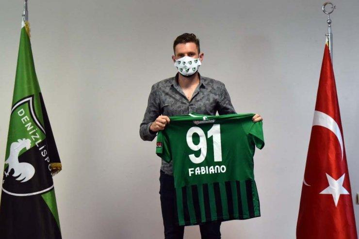 Fabiano Leismann 2 yıllığına Denizlispor'da