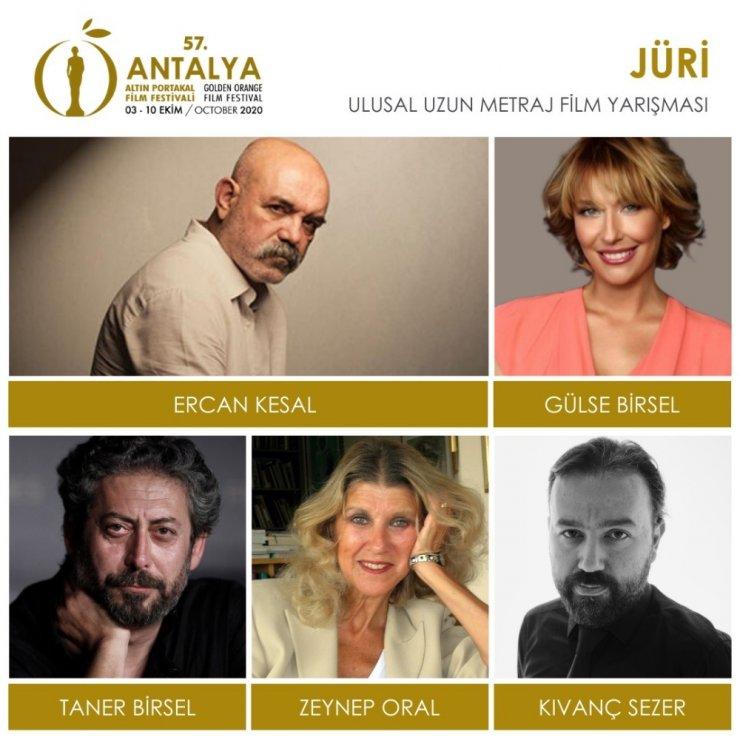 57. Antalya Altın Portakal Film Festivali için geri sayım başladı